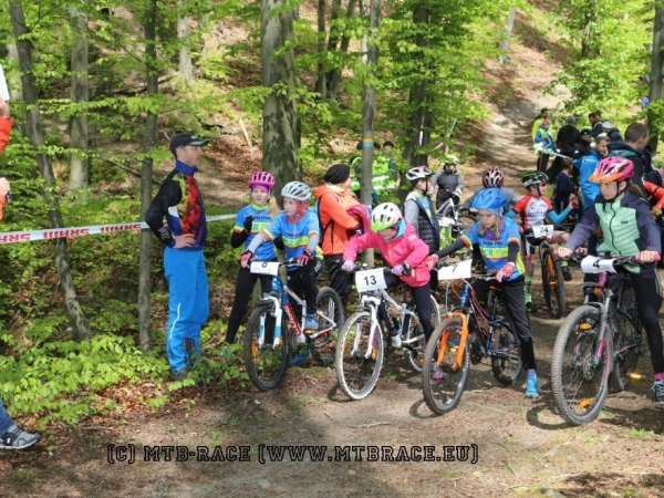 Naturfreunde MTB-Cup Keltenking 2019 Kinder II Mädchen