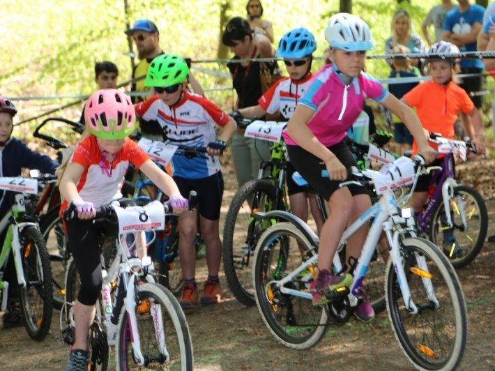 Naturfreunde FunSport MTB-Cup 2018 - Kinder 2 Mädchen